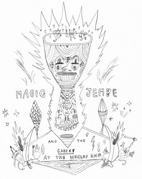 magic jembe cover